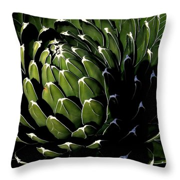 y OWser one Throw Pillow