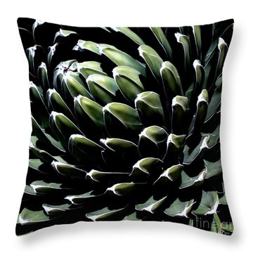 y OWser two Throw Pillow