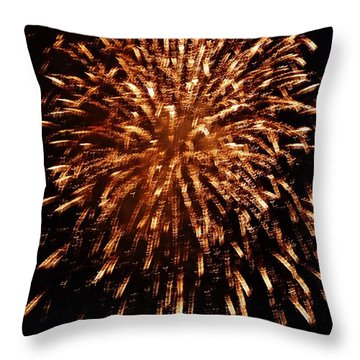 Throw Pillow featuring the photograph Year 2000 by Amar Sheow