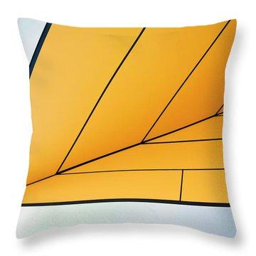 Grid Throw Pillows