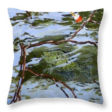 Sports Cushion Tp C Throw Pillow