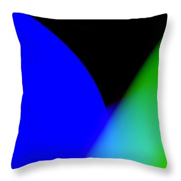 Yetzirah Throw Pillow