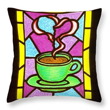 You Are Always On My Mind Throw Pillow by Jim Harris