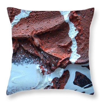 Throw Pillow featuring the photograph Young Love Part One by Sir Josef - Social Critic - ART