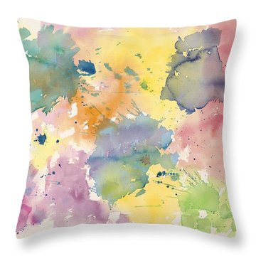 Young Souls Throw Pillow