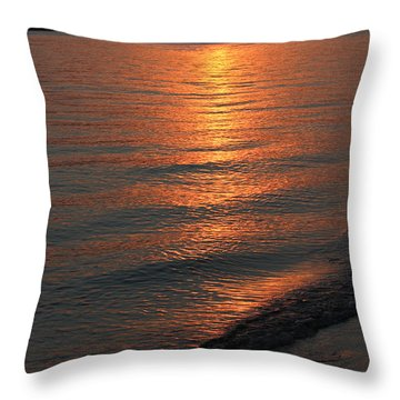 Your Moment Of Zen Throw Pillow