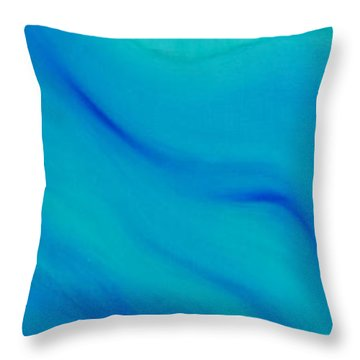 Your Wave Throw Pillow