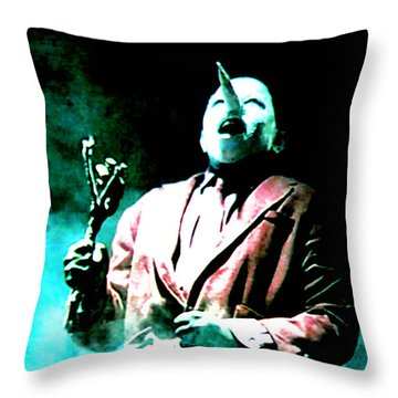 You've Been Gone Damn Near Two Years Throw Pillow