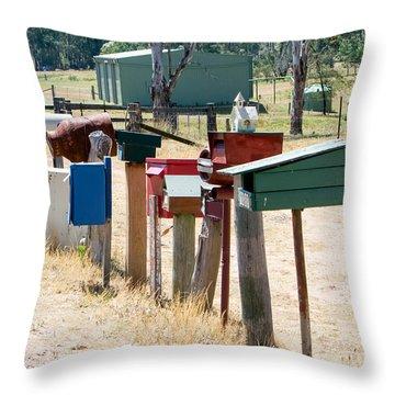 You've Got Mail Throw Pillow