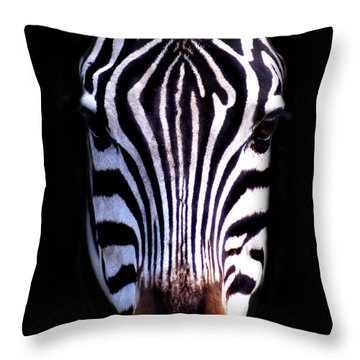 ZEB Throw Pillow