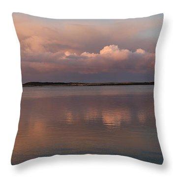 ZEN Throw Pillow by Alice Cahill
