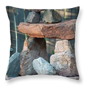Zen Do Throw Pillow