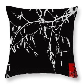 Zen Moment - Joy  Throw Pillow