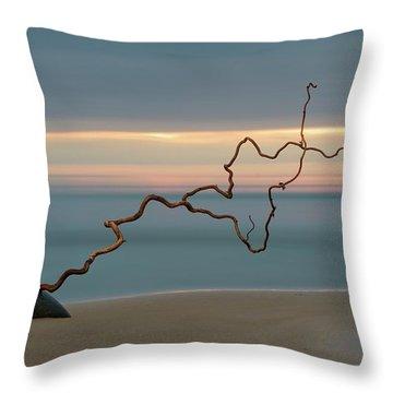 Sky Line Throw Pillows