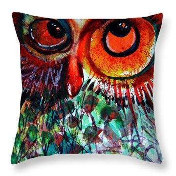 Zonk Throw Pillow