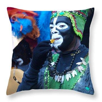 Zulu Throw Pillow