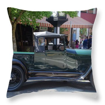 29 Ford Pickup Throw Pillow
