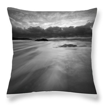 Rhosneigr Throw Pillow