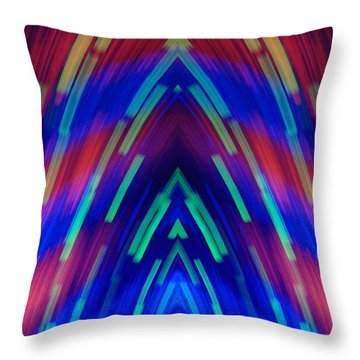 What Is The Point Throw Pillow