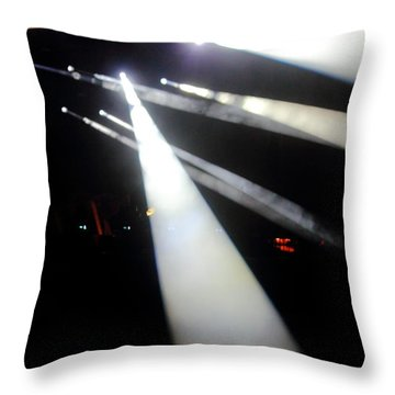 A Spot For You Throw Pillow by Jesse Ciazza