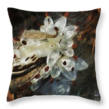 Throw Pillow featuring the photograph Beautiful Nature 2 by Jasna Gopic