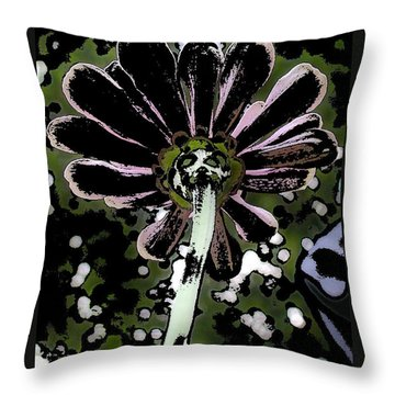 Been Spotted Throw Pillow