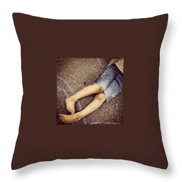 One Throw Pillows