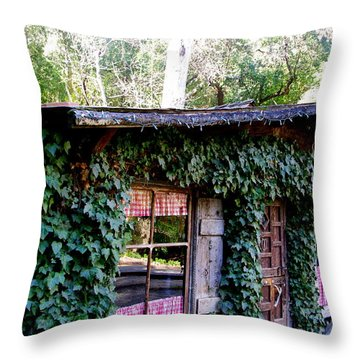 Cold Spring Tavern Throw Pillow