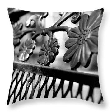 Decorative Throw Pillow by JAMART Photography