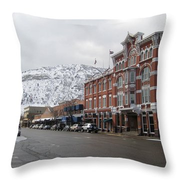 Durango Throw Pillow