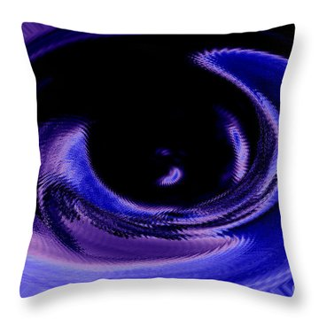Envision Throw Pillow by Sue Stefanowicz
