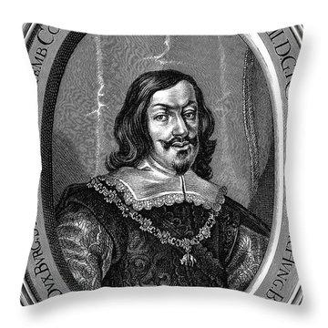 Ferdinand IIi (1608-1657) Throw Pillow