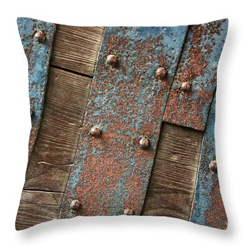 Gates Of Tokyo Imperial Palace Throw Pillow by Eena Bo