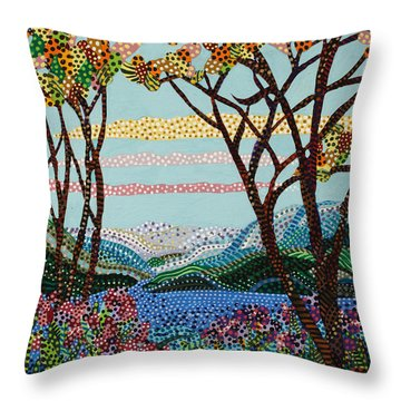 Lakeside Throw Pillow