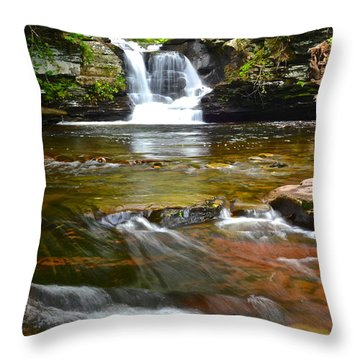 Murray Reynolds Throw Pillow by Frozen in Time Fine Art Photography