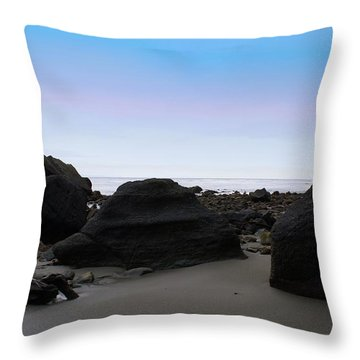 Neah Bay Throw Pillow by Christy Leigh