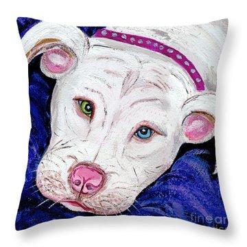Pillow Talk Throw Pillow