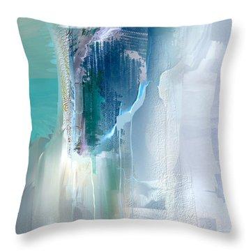 Sea Odyssey Throw Pillow