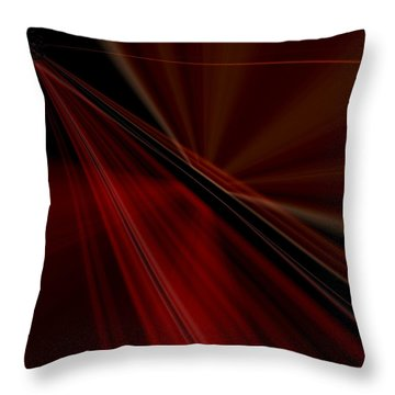 Seranade Throw Pillow