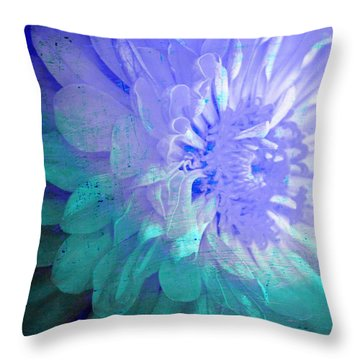 Soft Susy  Throw Pillow by Empty Wall