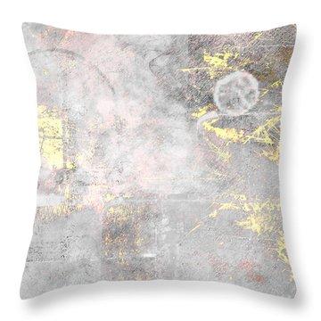 Starlight Mist Throw Pillow by Christopher Gaston