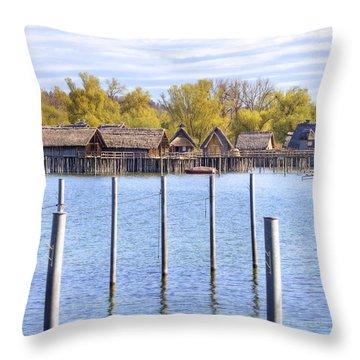 Baden Wuerttemberg Throw Pillows