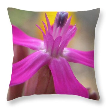 Throw Pillow featuring the photograph Stupendous by Tina Marie
