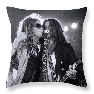 Toxic Twins  Throw Pillow by Traci Cottingham