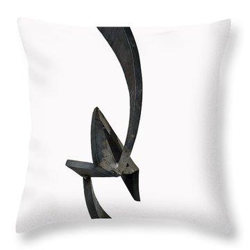 Up Lift Throw Pillow by John Neumann