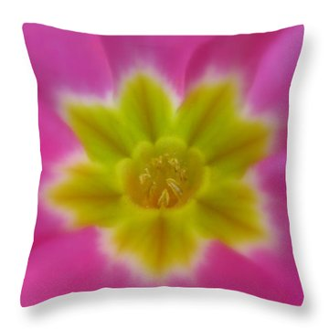 Well Being Throw Pillow by Tina Marie