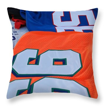 10 56 99 Throw Pillow by Rob Hans