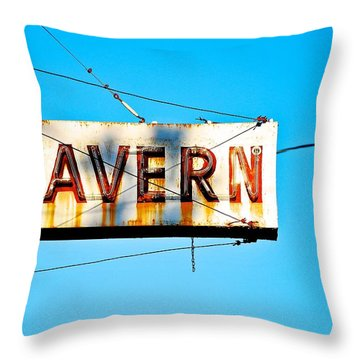 Test Throw Pillow