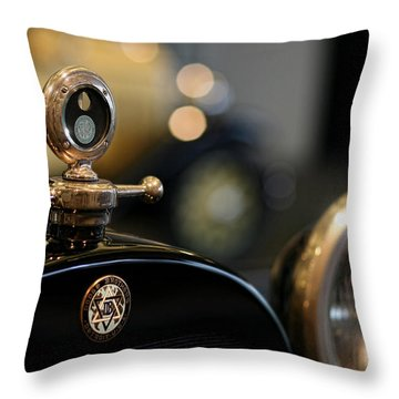 1915 Dodge Brothers Touring Throw Pillow by Gordon Dean II