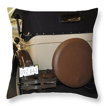 1928 Chevy Throw Pillow